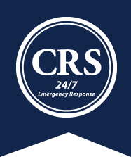 Emergency Response Banner 24/7 CRS