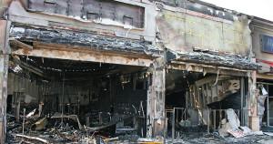 CRS Fire Damage Restoration