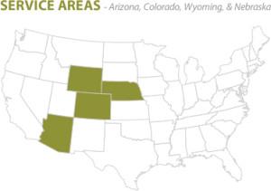 CRS Service Maps
