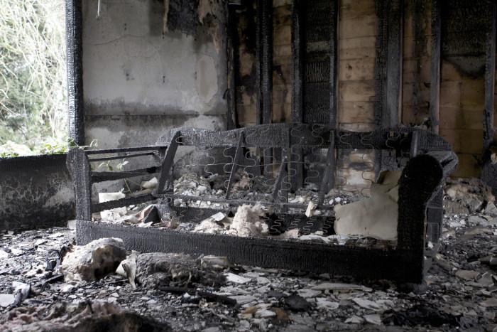 home fire damage repair