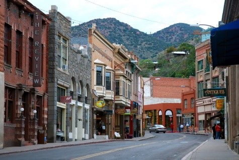 In The Fascinating City Of Bisbee Crs Is Here To Help
