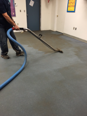 CRS carpet cleaning