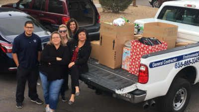 CRS Holiday Giving
