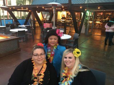 CRS Hawaiian Holiday Party