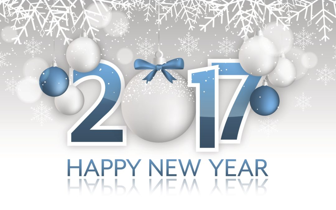 Happy New Year from CRS!